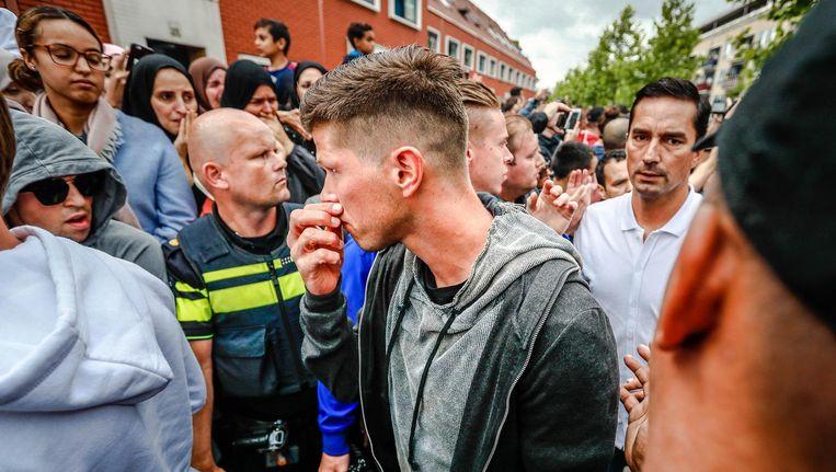 Klaas-Jan Huntelaar. Beeld anp