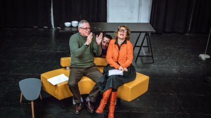 Gents gezelschap brengt komische theatervoorstelling met Peter Van Asbroeck
