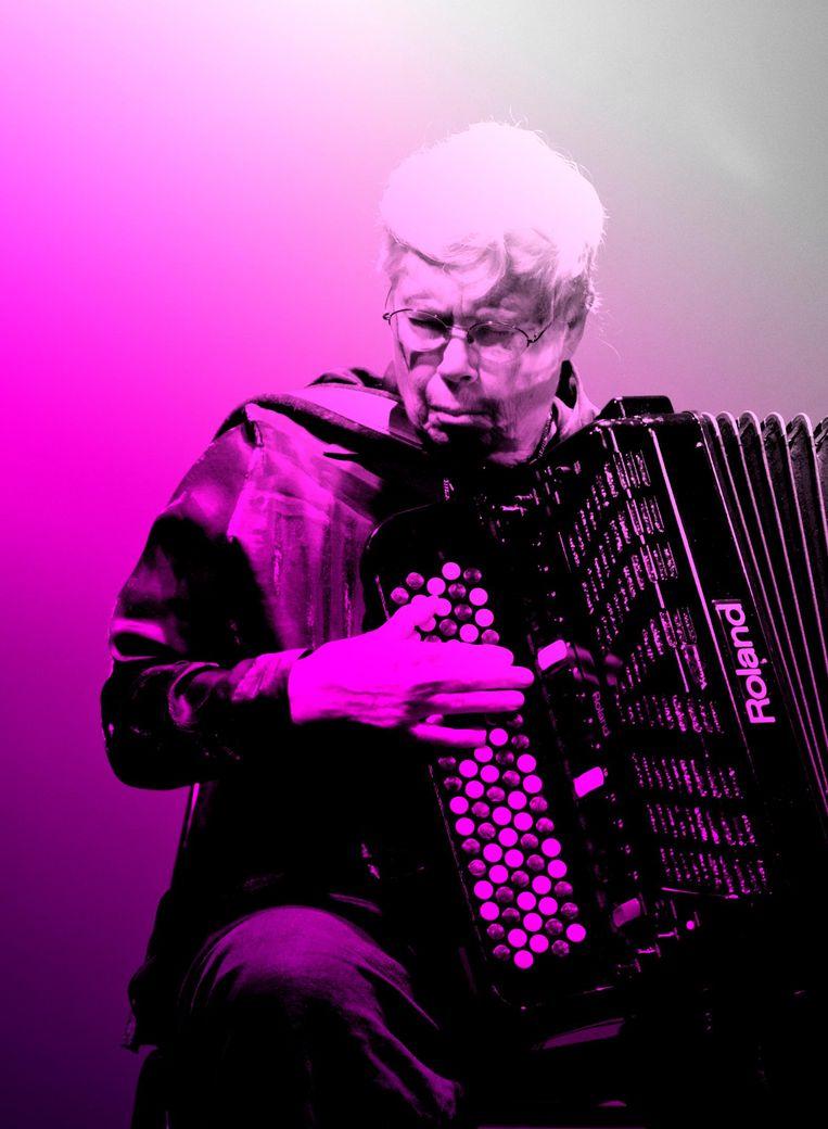 Pauline Oliveros. Beeld