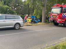 Aaltense (71) zwaargewond bij eenzijdig ongeval in Putten