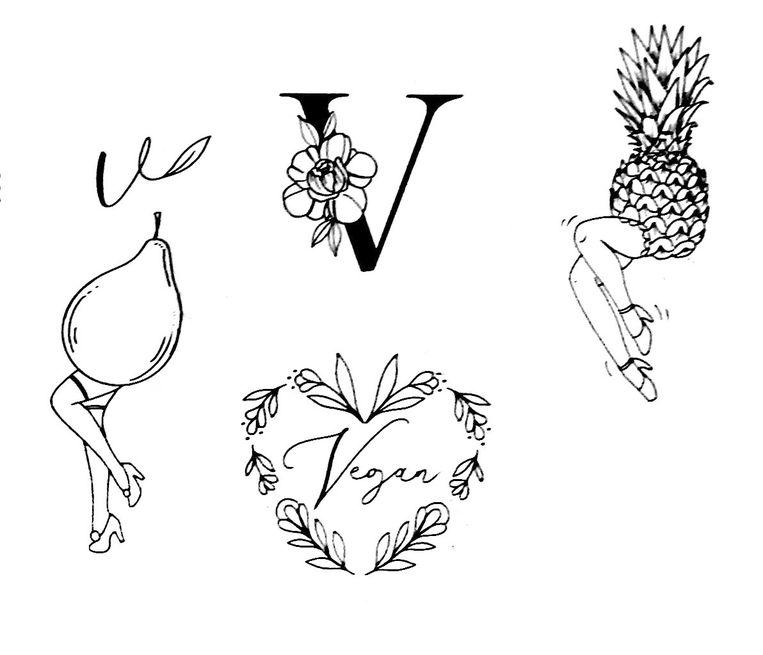 Cindy Frey en haar team hielden zaterdag een 'vegan flash day'. Je kon tattoos laten zetten rond veganisme, natuur en dieren. De opbrengst gaat deels naar dierenrechtenorganisatie Bite Back.