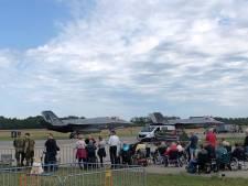 Kapotte F-35 na een maand op Volkel terug naar Amerika