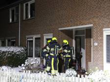 Brand in Molenhoek: matras en deken vatten vlam