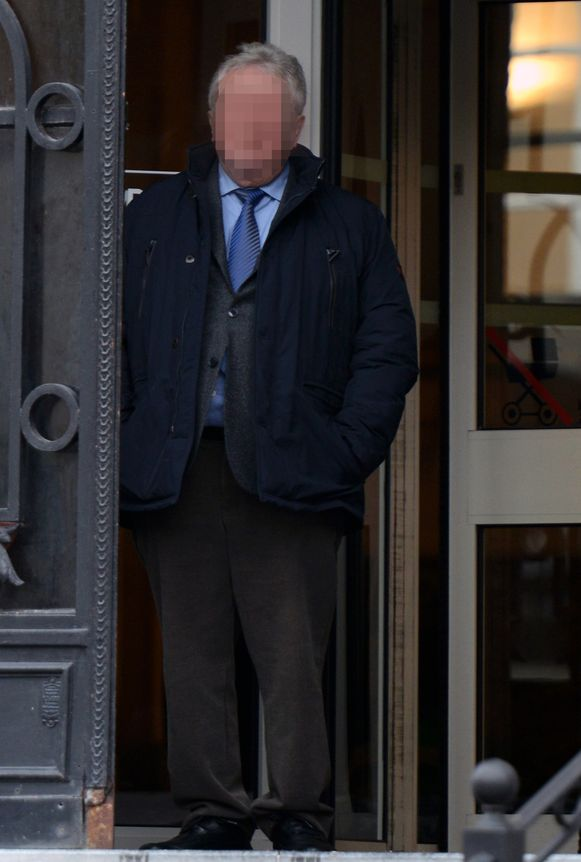 Juliaan Vuerinckx (82) tijdens zijn proces voor de Leuvense rechtbank bijna vier jaar geleden.