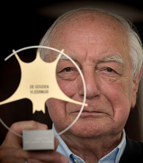 Oeuvreprijs Gouden Vleermuis voor Kamper auteur Jacob Vis: 'Nog plannen genoeg'
