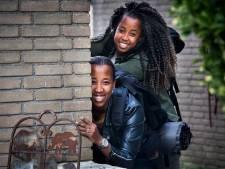 Betty en Tizita uit Hellevoetsluis en Spijkenisse drie weken op de vlucht