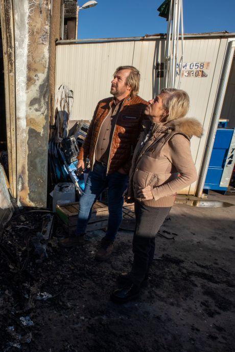 Bijzondere geste voor afgebrande kringloopwinkel: gratis onderdak in voormalig restaurant