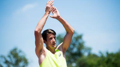 Thomas Van der Plaetsen wordt derde in Talence en mag naar WK in Doha