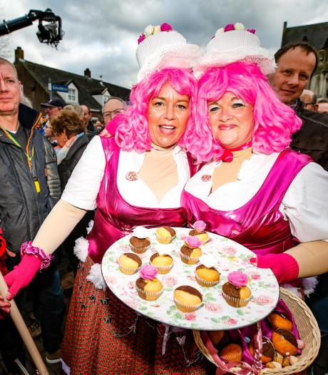 Molenschot carnavalt gewoon nog een keer tijdens de nieuwe Kullekestocht
