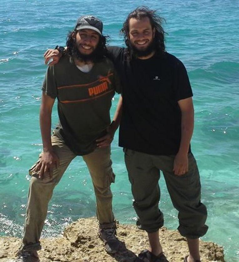 Jamal El K. en Abdelhamid Abaaoud.