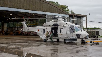 Nieuwe reddingshelikopters Defensie zijn allemaal buiten gebruik