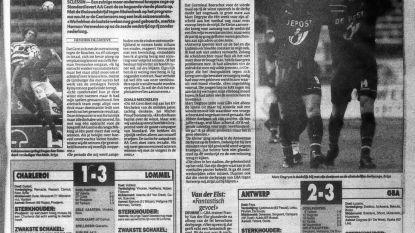 De allerlaatste goal van Degryse: à la Messi