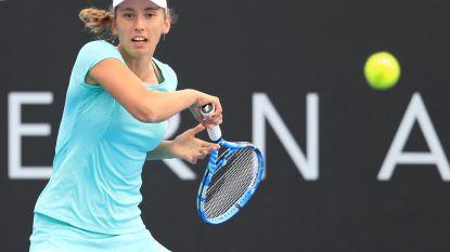 """Mertens moet zich niet te moe maken tegen Kuzmova: """"Moest tonen dat ik er stond"""""""