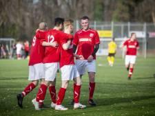 Amateurvoetbal: promotie voor Grol, UDI, De Lutte en Sportclub Rekken