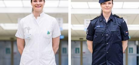 Hengelose Karlijn verschiet van kleur voor het ziekenhuis: 'Heel blij, maar militaire hart blijft kloppen'