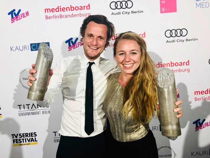'Studio Tarara' wint op Berlin International TV Series Festival