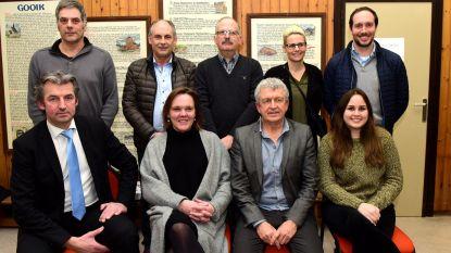 Nieuwe raadsleden voor het Bijzonder Comité