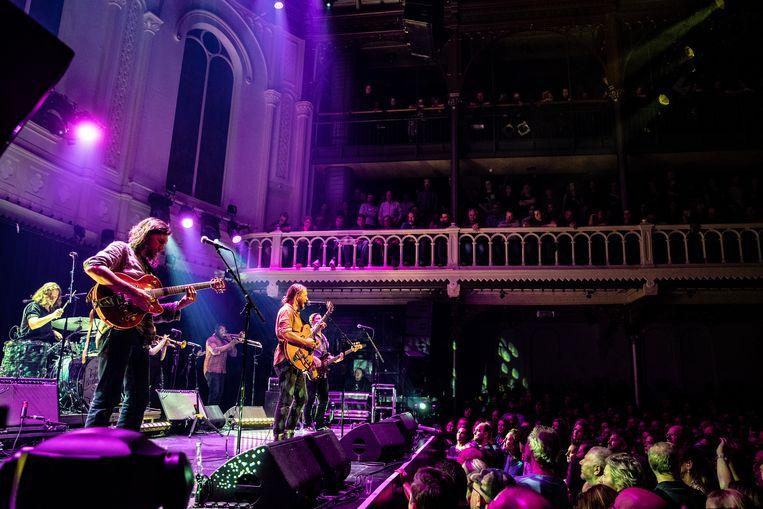 Paradiso huisvest in oktober negen concerten tijdens het Amsterdam Dance Event. Beeld ANP