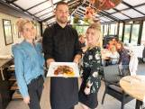 Fijn eten in de kas van Zilt51 in Zoutelande