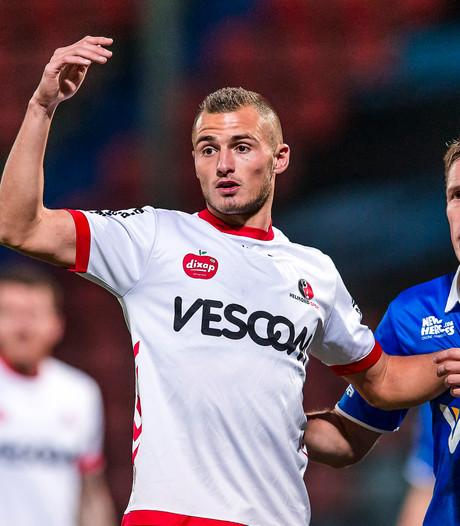 Strijdend Helmond Sport pakt een punt bij FC Den Bosch