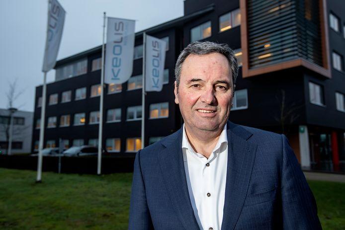 Richard Bruns, operationeel directeur bij Keolis, werd op non-actief gesteld vanwege zijn rol bij het tot stand komen van de side-letter.