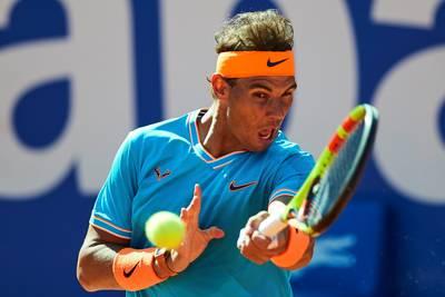 Nadal naar kwartfinales in Barcelona na winst op Ferrer