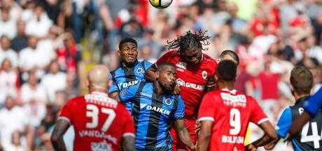 Club Brugge ziet titelkansen afnemen na gelijkspel bij Royal Antwerp