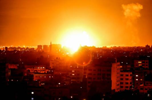 Frappes israéliennes à Gaza (27 octobre)