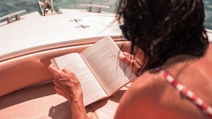 5 spannende boeken om deze zomer op het strand te lezen