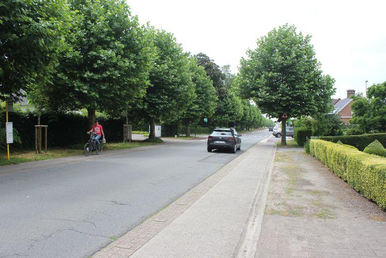 De jonge studente werd in juli vorig jaar van het fietspad gemaaid in de Bellestraat