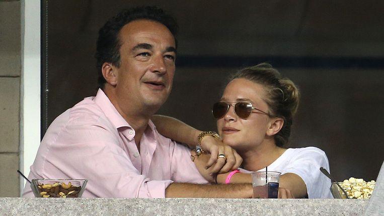 Mary-Kate Olsen en Olivier Sarkozy begin september.
