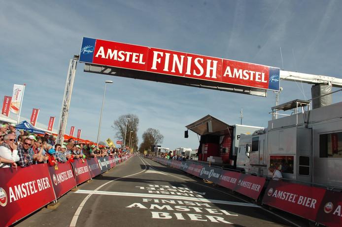 De Amstel Gold Race start zondag in Maastricht.