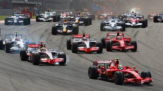 Sporza: Formule 1