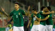 Bolivia trekt naar TAS na puntenaftrek tijdens kwalificaties WK 2018