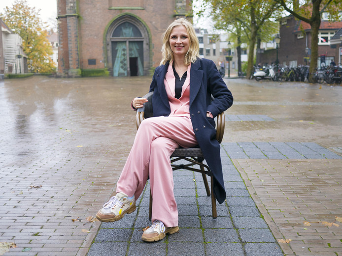 Wieke ten Cate keert graag met haar theater terug naar haar geboortestad Amersfoort.