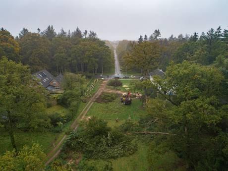 Buurman boos dat Natuurmonumenten ondanks beroep bomen kapt op Ommer landgoed Eerde
