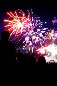 GroenLinks en D66 willen vuurwerkshow in Amersfoort