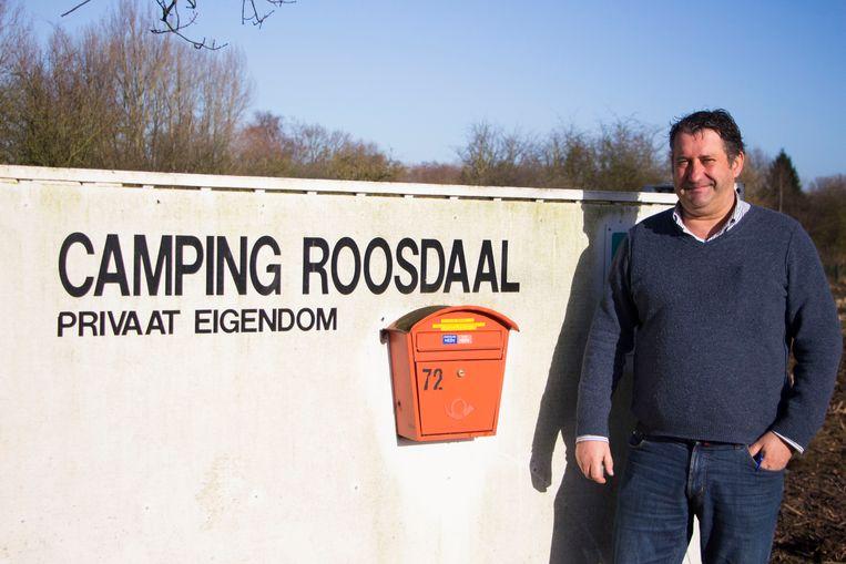 Liedekerke: Nieuwe eigenaar Pascal Van der Maelen kocht de camping samen met zijn broer Christophe.