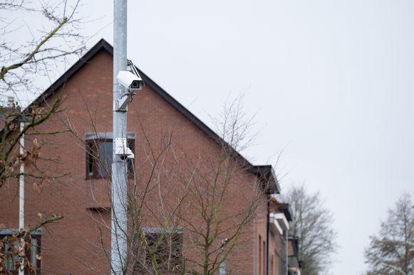 Camerabewaking in Terhagen (Rumst).