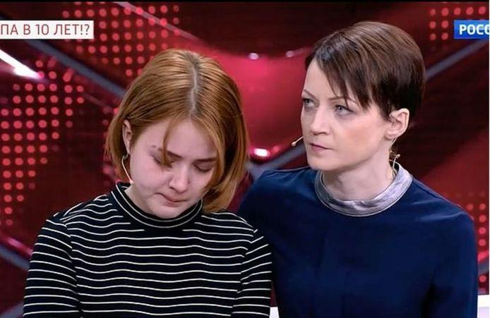 Elena, la mère de Daria, a également témoigné