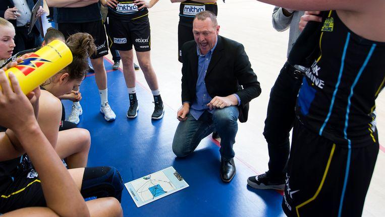 Philip Mestdagh aan de slag als coach van Castors Braine