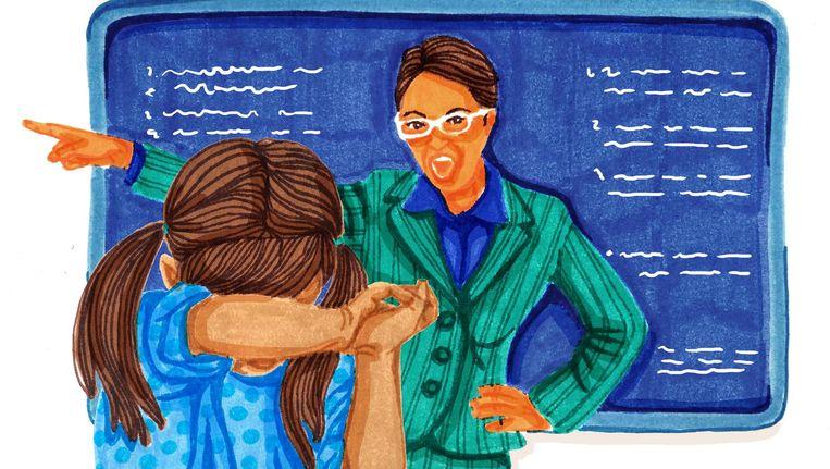 'Scholen moeten een heel goed verhaal hebben om een kind af te wijzen' Beeld Hedy Tjin