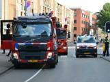 Brandweer op zoek naar keukenbrand in Breda, politie zet straat af