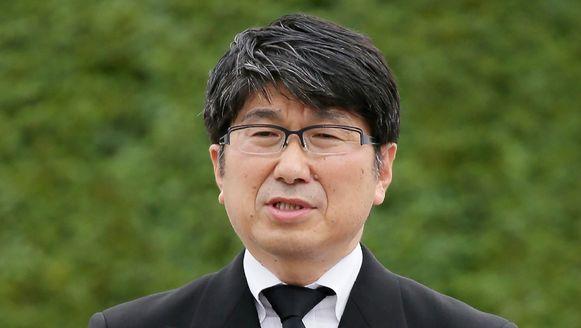 Nagasaki's burgervader, Tomihisa Taue, had kritiek op de Japanse regering.