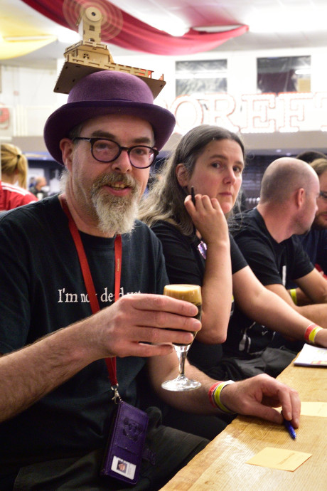 7000 bezoekers proeven exclusieve bieren op Borefts Bierfestival