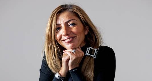 Aysel Erbudak, een Nederlandse zakenvrouw van Turkse afkomst.