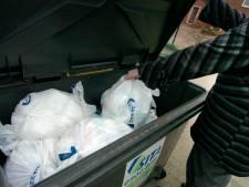 Luiers kunnen alvast in afvalcontainers in West Maas en Waal