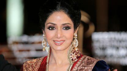 Bollywoodlegende Sridevi (54) overlijdt na hartaanval op huwelijk neef