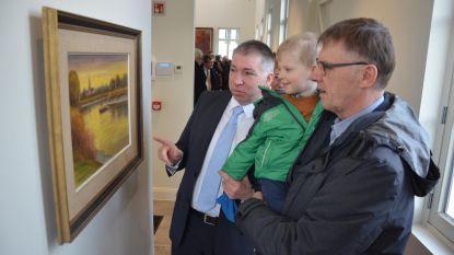 Koolputten exposeert Waasmunsterse meesters