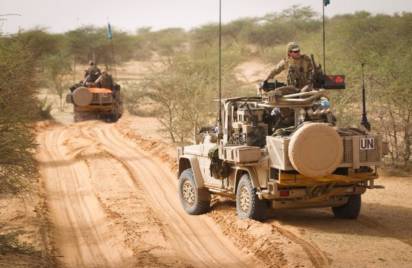 Verkoop geen praatjes over mislukte Mali-missie